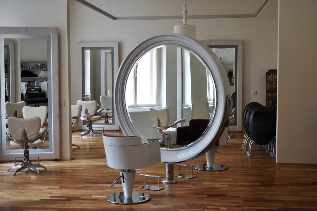 зеркало для салона красоты
