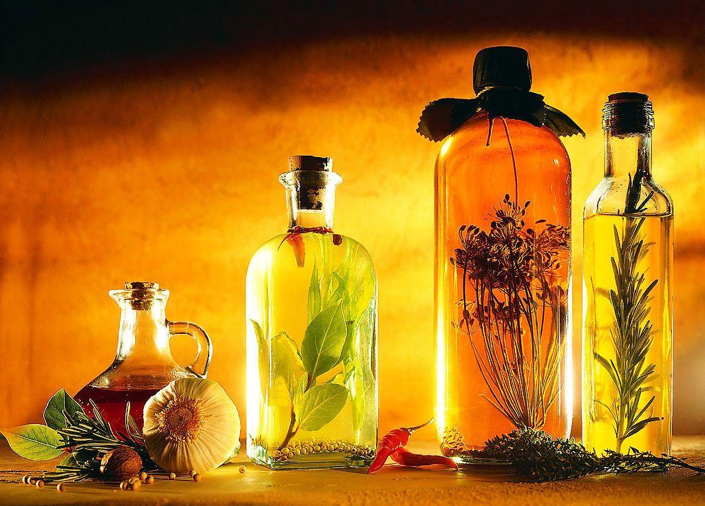 Эфирное масло для тела своими руками